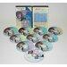 "Weber Art ROSS 10 DVD SET- 9each  1 hour Workshops plus ! DVD ""R001"" Getting started with Bob"