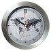 "Bai Design 11"" GMT Wall Clock with World Map"