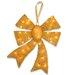 National Tree Co. Decorative Décor Pre-Lit Bow Christmas Decoration