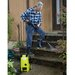 Sun Joe 1450 PSI 1.45 GPM 11.5 Amp Electric Pressure Washer with Adjustable Spray Nozzle