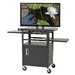 Balt Height Adjustable Flat Panel AV Cart