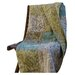 Greenland Home Fashions Vintage Paisley Cotton Throw Blanket