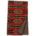 Wooded River Gallop Fabric Throw