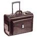 Mancini Deluxe Leather Laptop Catalog Case