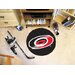 FANMATS NHL Carolina Hurricanes Hockey Puck Doormat
