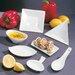 Ten Strawberry Street Whittier 4 oz. Deep Salad Bowl