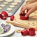 Cake Boss 9 Piece Round Fondant and Cookie Cutter Set