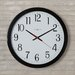 """Howard Miller® Home or Office Gallery 16"""" Wall Clock"""