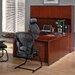 OSP Furniture Sonoma 8-Piece U-Shape Desk Office Suite