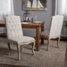 Belmont Tufted Parsons Chair