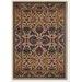 Couristan Anatolia Persian Royal Plume/Cream Plum Area Rug