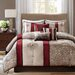 Madison Park Donovan 7 Piece Comforter Set