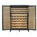 "Quantum Storage 84"" H x 60"" W x 24"" D Super Wide Heavy Duty Storage Cabinet"