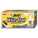 Bic Corporation 20 Ml Bottle Wite-Out Quick Dry Correction Fluid (Dozen)