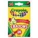 Crayola LLC Classic Color Pack Crayons (24/Box)