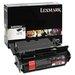 Lexmark International Toner Cartridge, 6000 Page-Yield
