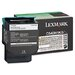 Lexmark International High-Yield Toner, 2500 Page-Yield