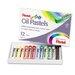 Pentel of America, Ltd. Oil Pastel Set with Carrying Case, 12/Set
