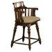 "Liberty Furniture Crystal Lakes 24"" Swivel Bar Stool with Cushion"