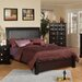 Najarian Furniture Palazzo Upholstered Panel Bed