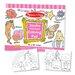 Melissa & Doug Jumbo Coloring Pad in Pink