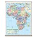 Universal Map Essential Wall Map - Africa
