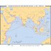 Universal Map World History Wall Maps - Trade Routes in the Indian Ocean