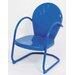Atlantic Outdoor Metal Tulip Dining Arm Chair