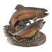 Crestview Collection Lodge Rainbow Rising Figurine