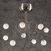 PLC Lighting Fusion 9 Light Pendant
