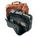 Andrew Philips Vaqueta Napa Organizer Leather Laptop Briefcase
