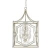 Capital Lighting Blakely 4 Light Foyer Pendant
