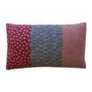 Jiti Kioto Fan Diamond Eye Cotton Lumbar Pillow