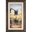 Propac Images Birchwood 2 Piece Framed Painting Print Set