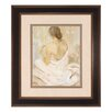 Propac Images Abstract Figure Study II Framed Painting Print
