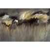 PTM Images Earth Tones Painting Print on Wrapped Canvas
