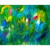 PTM Images Spring Fever Painting Print on Wrapped Canvas