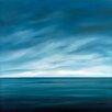 PTM Images Pristine Painting Print on Wrapped Canvas
