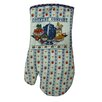 Textiles Plus Inc. Printed Country Comfort Oven Mitt (Set of 2)