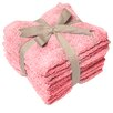 Textiles Plus Inc. Heavy Weight Wash Cloth (Set of 6)