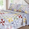 Textiles Plus Inc. Carnival Patchwork Quilt Collection