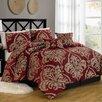 Textiles Plus Inc. Imperial Court 6 Piece Comforter Set