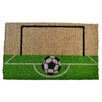 Imports Decor Creel Soccer Field Doormat