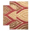 Chesapeake Merchandising Inc. Davenport 2 Piece Bath Rug Set
