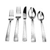 David Shaw Silverware Splendide Halle 20 Piece Flatware Set