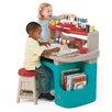 Step2 Art Master Activity Desk in Teal