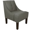 Skyline Furniture Twill Swoop Arm Chair