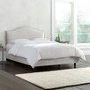 Skyline Furniture Mystere Upholstered Panel Bed