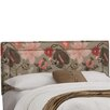 Skyline Furniture Upholstered Headboard in Gorgeous Blossom
