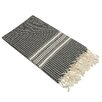 Linum Home Textiles Luxe Herringbone Pestemal Towel